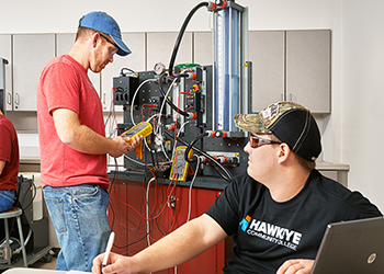 Industrial & Manufacturing - Trade & Industry - Courses - Hawkeye Community College